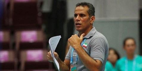 آرمات سرمربی تیم والیبال نوجوانان پسر ایران شد
