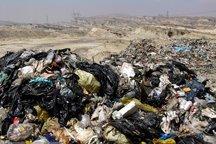 آلودگی سایت دفع زباله همدان پاکسازی شد