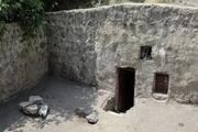 حمام سنگی هزار ساله گیوی مرمت شد