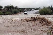 راه ارتباطی حدود 20 روستای مانه و سملقان همچنان قطع است