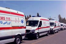 اورژانس زنجان 288  عملیات انجام داد