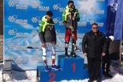 یک طلا و یک نقره سهم اسکی بازان ایرانی از مسابقات آلپاین لبنان
