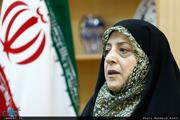 معصومه ابتکار: برنامهای برای حضور در انتخابات 1400 ندارم