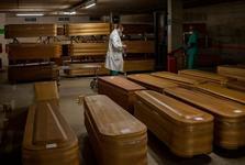 عبور شمار قربانیان در اروپا و آمریکا از مرز53 هزار نفر/ پایان قرنطینه ووهان چین