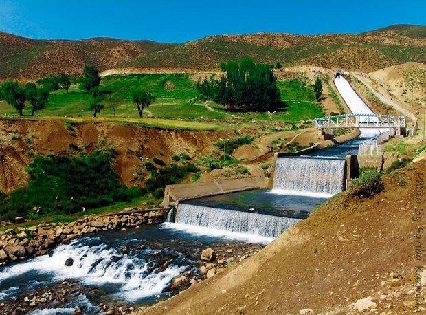 کاهش 50 درصدی حجم آب چشمه کوهرنگ