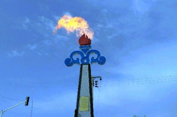 گرمکن های کاتالیستی در شرکت گاز سمنان ساخته شد