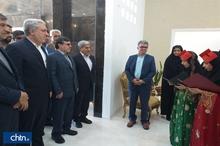 وزیر میراثفرهنگی به استان هرمزگان سفر کرد