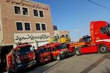 وقوع حدود 130 حادثه مرتبط با زلزله در مشهد