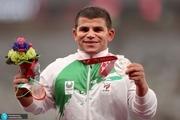 پارالمپیک 2020| مراسم اهدای دو مدال نقره به پرتابگران ایران+ عکس