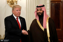 ترامپ بدون مجوز کنگره به دنبال فروش بمب به عربستان
