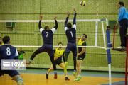 تیم والیبال شهداب یزد در صدد کسب امتیاز از شهرداری ارومیه است