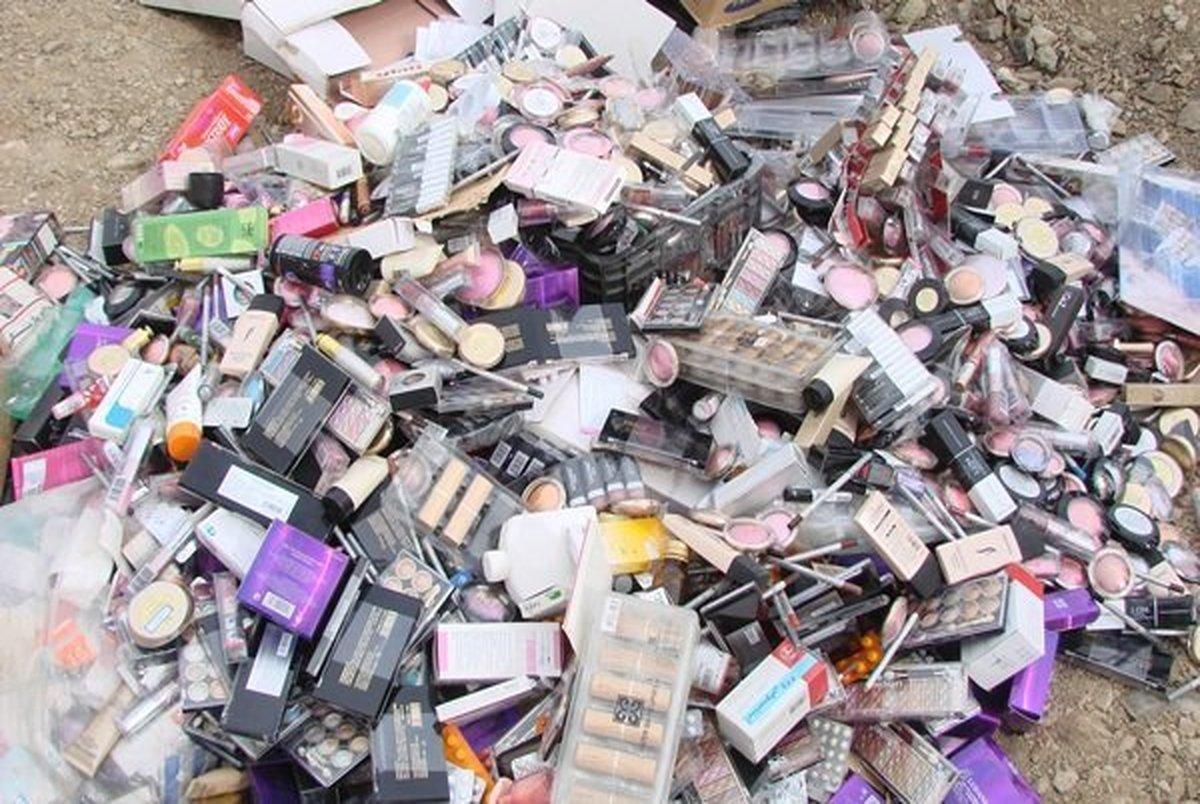 بیش از نیمی از لوازم آرایشی سرطان زا هستند!