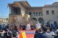 پاپ کبوتر سفید صلح را از میانه آوارهای موصل آزاد کرد+عکس