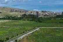 خریداری 40 هکتار از اراضی باغی حومه شهر ارومیه