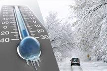 دمای آذربایجان غربی 5 درجه سردتر می شود