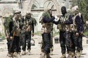 درگیری شدید گروه های تروریستی در شمال سوریه