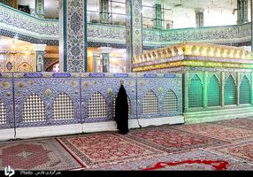 بقعه حضرت علی بن مهزیار اهوازی
