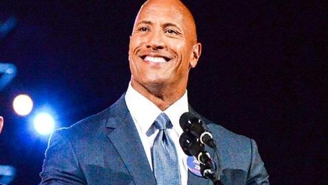 تمایل بازیگر و کشتی گیر آمریکایی برای ریاست جمهوری