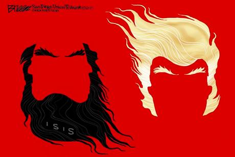 ترامپ ناجی داعش