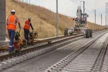 خط آهن ایران از طریق جمهوری آذربایجان به روسیه پیوست