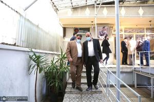 محفل انس با قرآن در حسینیه جماران