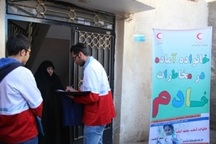 طرح ملی آموزشهای هلالاحمر خادم در گچساران اجرا شد