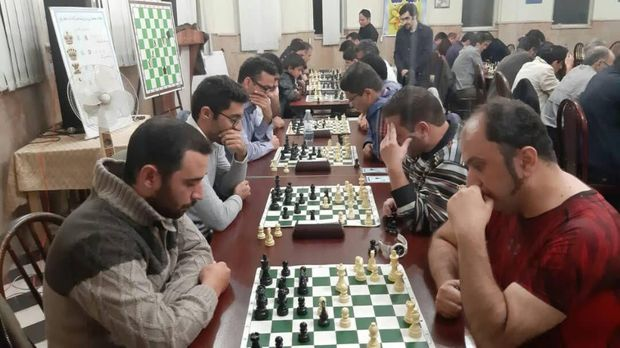نفرات برتر شطرنج برق آسا در تبریز مشخص شدند