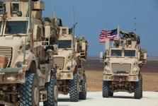 ارتش سوریه مانع عبور یک کاروان آمریکایی شد