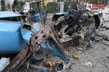 وقوع انفجار در دمشق و دو شهر دیگر سوریه