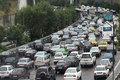 کدام خیابانهای امروز تهران پرترافیک بودند؟