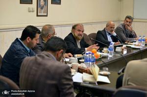 نخستین جلسه کمیته نیروهای مسلح ستاد مرکزی بزرگداشت امام خمینی(س)