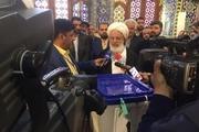 امام جمعه یزد: ملت ایران با چهار دهه مقاومت، هیمنه دشمن را شکستند