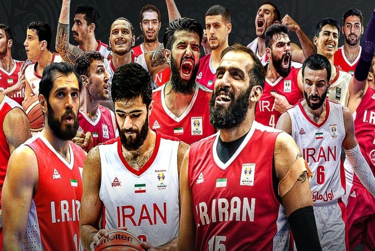 مهران حاتمی: المپیک بهترین فرصت برای خودنمایی بسکتبال ایران است