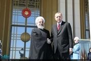رئیسجمهور روحانی: حمله تجاوزکارانه سه کشور به سوریه بدعتی بسیار زشت در روابط بینالملل است/ همه باید نسبت به مداخلههای غیرقانونی در منطقه حساسیت نشان دهند | اردوغان: اجازه نخواهیم داد محافل معلوم، سوریه را تجزیه و در امور آن مداخله کنند