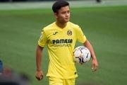 بازیکن ژاپنی رئال مادرید به ختافه پیوست