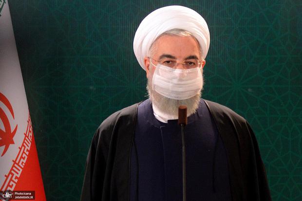 واکنش رسمی به خبر ابتلای روحانی به کرونا!