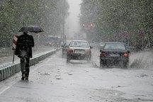 بارش باران در ایلام تا اوایل روز سه شنبه ادامه دارد