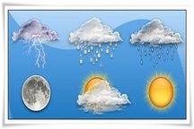 دمای هوای زنجان تا 8 درجه کاهش می یابد