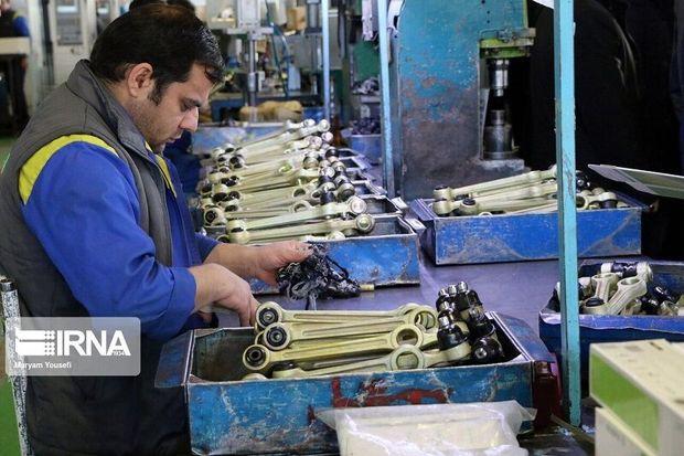 ۴۳۰ پروانه بهره برداری از واحدهای صنعتی در قزوین صادر شد