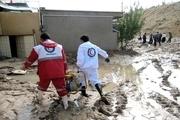 امدادرسانی به ۵۰ نفر گرفتار در آبگرفتگی در خوزستان