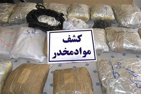 افزایش 76 درصد کشفیات مواد مخدر یزد