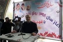 پنج اتاق عمل به حضور وزیر بهداشت در ایلام افتتاح شد