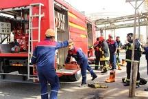 ابلاغ اقدامات لازم جهت پیشگیری و مقابله با حوادث شیمیایی به آتشنشانی رشت