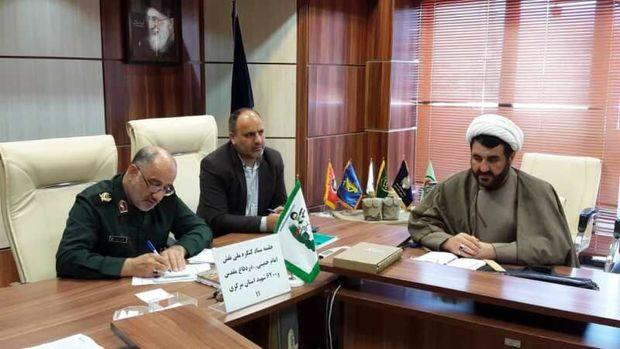 خدمات محرومیتزدایی کنگره شهدای استان مرکزی ادامه داد