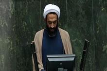 ببینید/ توهین نماینده خمینی شهر به روحانی به خاطر اف ای تی اف