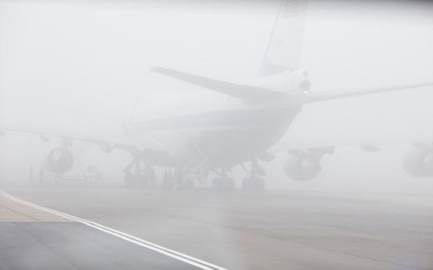 وضعیت جوی باز هم پروازهای فرودگاه مشهد را متوقف کرد