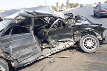 ۵ نفر در تصادفات کهگیلویه و بویراحمد جان خود را از دست دادند