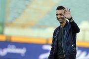 عنایتی: تیم ملی از دقیقه یک منتظر سوت پایان بازی بود