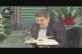 قرائت مناجات شعبانیه با صدای حاج محمدرضا طاهری در حرم مطهر امامراحل