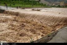 سیلاب 55 میلیارد ریال به داورزن خسارت زد